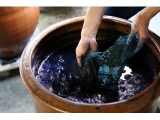 藍染め草木染体験工房 棉屋