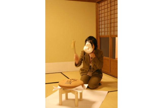 京都 わび茶会