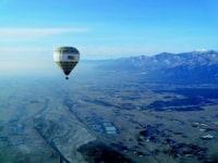 安曇野气船 熱気球フリーフライト