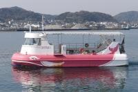 日東商船館山営業所 海中観光船