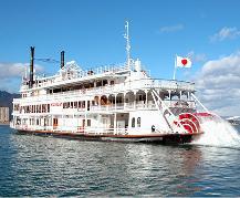 琵琶湖汽船 ミシガンクルーズ・湖南航路高速船クルーズ・びわ湖クルーズ