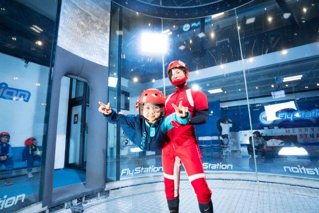 FlyStation Japan 越谷レイクタウン