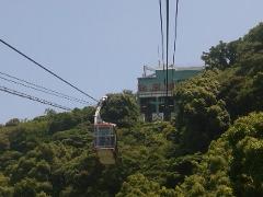 アタミロープウェイ・熱海秘宝館
