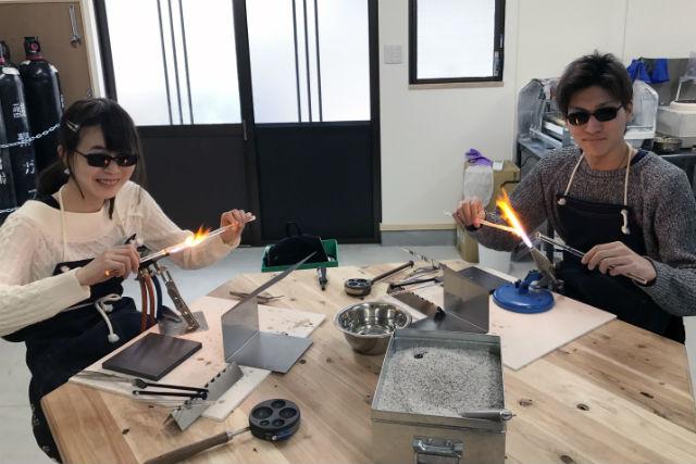 Glass Studio Hand 柳町