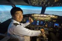 神戸フライトシミュレーターセンター テクノバード