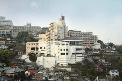 長崎稲佐山温泉ホテルアマンディ