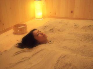 砂風呂屋 孳 -ふゆる-