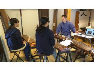 鈴木創 箏・三絃教室