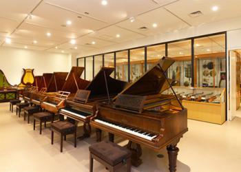大阪音楽大学音楽メディアセンター楽器資料館