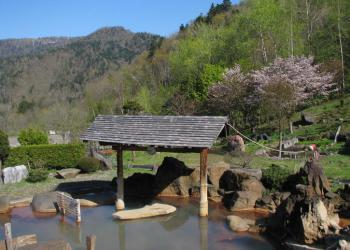 豊平峡温泉 オートキャンプ場