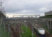 JR田端駅 新幹線車庫