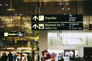 デルタ航空シンガポール・チャンギ空港で機内持込手荷物7kg制限の謎