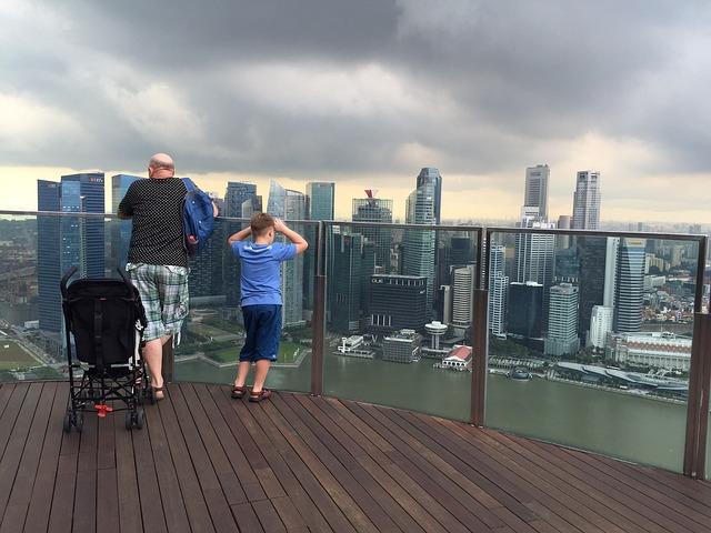 Singaporeの服装