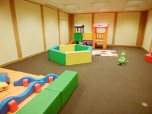 ヒルトン小田原には子供が遊べるキッズルームが3か所