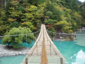 「夢の吊り橋」は朝がおすすめ!混雑・渋滞回避でインスタ映えする写真も撮り放題