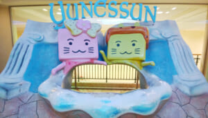 箱根ユネッサンの昼食+パスポートが3000円の格安セール!クーポン使うよりお得にユネッサン&森の湯
