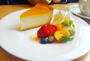 インスタ映えする究極のチーズケーキが大阪に!デリチュース箕面本店でイートイン