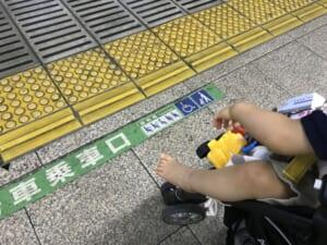 赤ちゃんと電車に乗る時に活用したい 駅すぱあとforピジョン