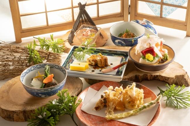 軽井沢プリンスホテルで日本グルメ巡り第4弾「「北陸フェア」開催