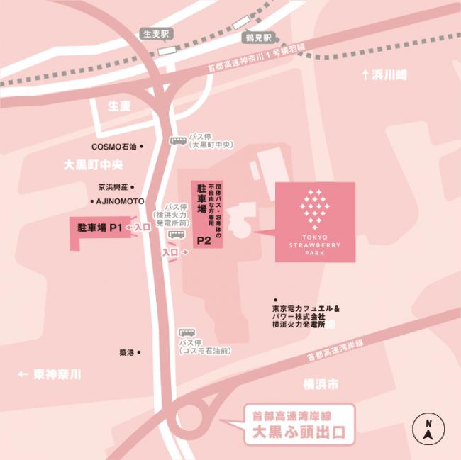 「東京ストロベリーパーク」でいちごの日イベント開催