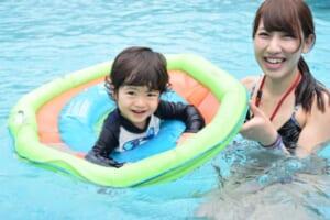東京サマーランドはオムツが取れていない赤ちゃん・子供もプールに入れるのか