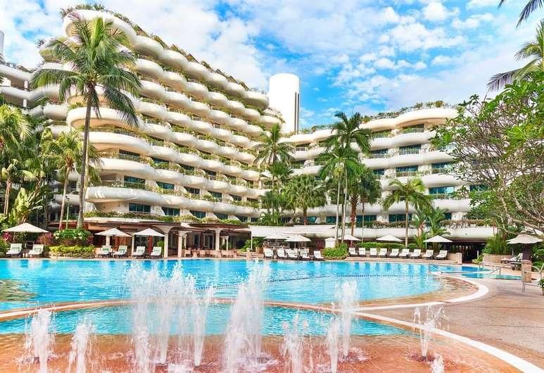 シャングリラ ホテル シンガポール