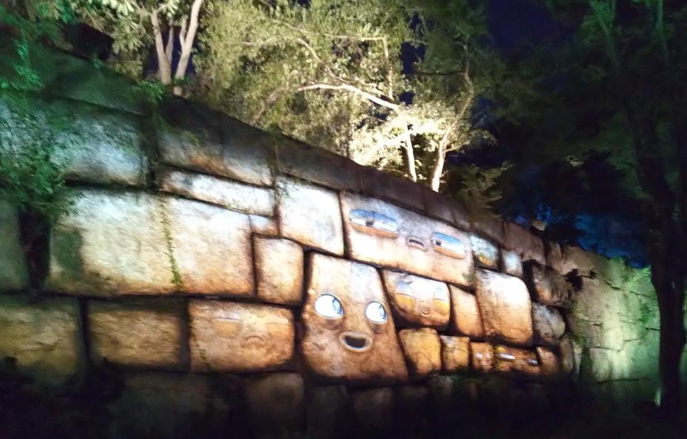 大阪城サクヤルミナ