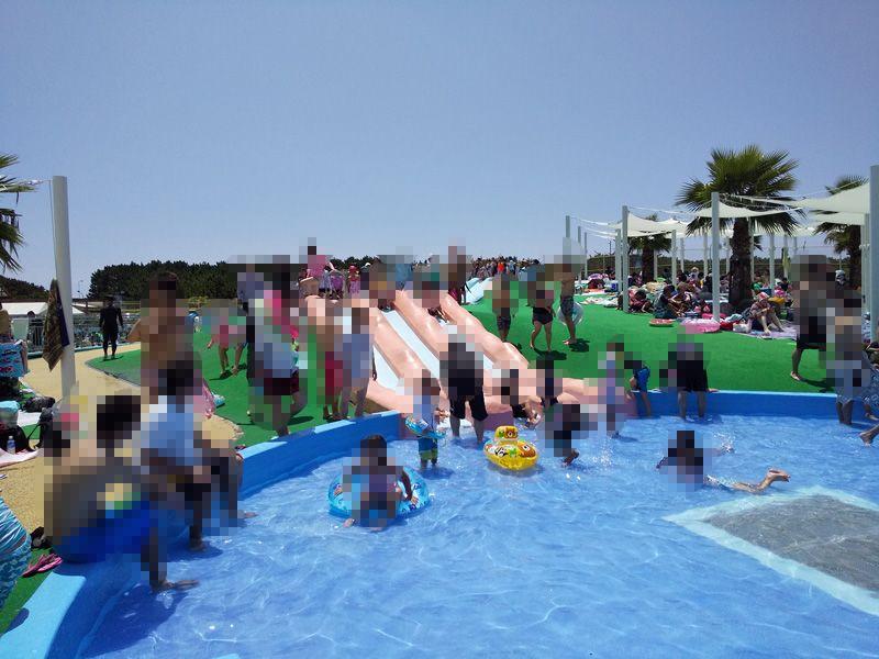 辻堂海浜公園プール