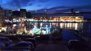 小田原漁港の駐車場は無料、臨時の場所と休日の混雑&分かり辛い