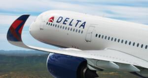 デルタ航空 プレス画像